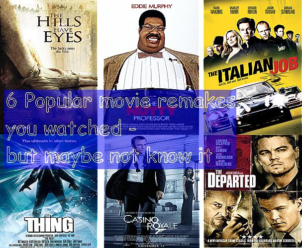 movie remakes